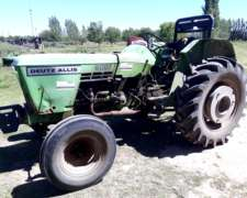 Tractor Deutz Allis 6007 con Tres Puntos