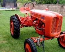 Tractor Fiat U25 - Levante 3 Puntos - Hidraulico - TDF