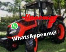 Tractor Hanomag Tr115c/a 110hp 4wd Agricola