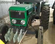 Tractor Deutz Fahr D6207