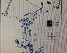 Kit Segunda Valvula Tractor Jardin JD 3005