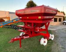 Fertilizadora de Arrastre Syra F4000 ADL 36mts