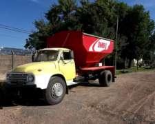 Camion Con Tolva Ombu