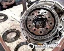 Reparación de Cajas de Velocidad - Servicio Mediano y Pesado