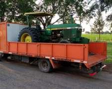 Transporte de Tractores, Larga Distancia