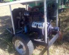 Motor de Riego Paquetizado Usado - Perkins 6