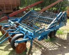 Arrancadora Agroindustrial - Timón Fijo - Reparada