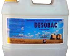 Desobac - Bactericida y Desengrasante - Postcosecha