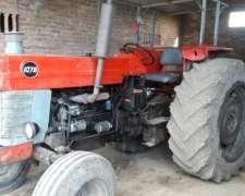 Tractor Massey Ferguson 1078 – Perfecto Estado –