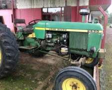 Vendido Tractor John Deere 2530 Vendido