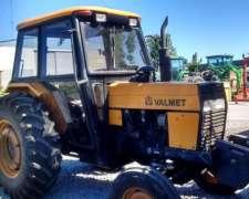 Tractor Valmet 785 con Tres Puntos