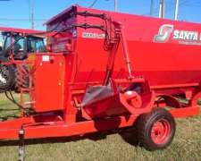 Mixer Santa Rosa 7 M3 Nuevo Con Cubiertas.