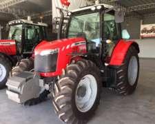 Tractor Massey Ferguson MF 6712 - Dyna 4 - con Joystick