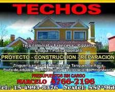 Techista-hidrolavados De Techos