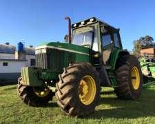 Vendo Tractor John Deere 6605 Buen Estado