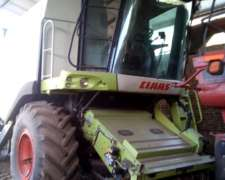 Claas Lexion 570 Doble Traccion 35 Pies