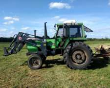 Tractor Ax 100 Sincron Con Pala Frontal.
