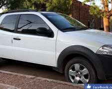 Fiat Strada Doble Cabina con GNC