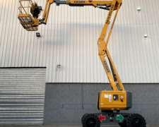 Brazo Articulado 16m Haulotte Diesel HA16 RTJ PRO JLG