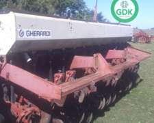 Sembradora Gherardi G100 - Sembradora Combinada 25 Lineas a