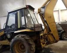 Retroexcavadora CAT 416d 4X2