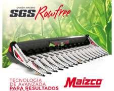 Nuevo Cabezal Maicero SGS Rowfree