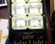 Reflectores y Luces Solares