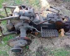 Tractor Kubota L 245 sin Motor