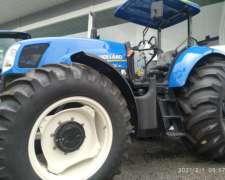 New Holland T6-130 Nuevo con Toldo