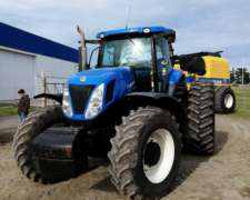 New Holland T7 245 año 2013