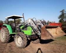 Tractor Agco Allis 6.95 - con Pala Omar Martin