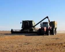 Vendo Excelente Campo Agricola 100 % de Altos Rindes
