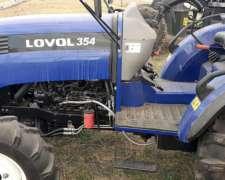Todas las Lineas de Tractores Lovol