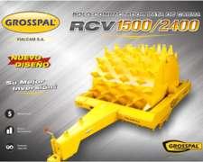 Rolo Compactador Pata de Cabra RCV - 2400 - Grosspal