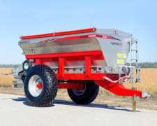 Fertilizadora Fertec 6000 Litros