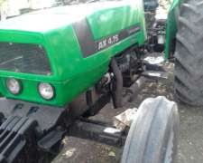 Tractor Deutz-fahr Ax 4.75 Excelente -