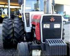 Massey Fergusson 1615 año 1996 Dh-toma Fuerza Indepente