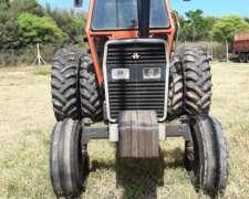 Tractor Massey Ferguson, Modelo: 1615, Año: 1998