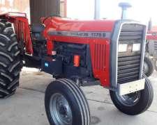 Tractor Massey Ferguson 1175 S con Levante 3 Puntos