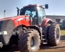 Tractor Case Magnum 260 con Duales