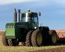 Tractor John Deere 8560 (articulado Motor 260hp)