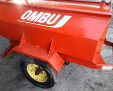 Cisterna Seminueva de 1500 Litros Ombu