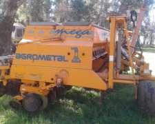 Sembradora , Agrometal , Tx-mega -13/52-16/42