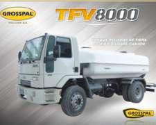 Tanque Regador Grosspal TFV 8000