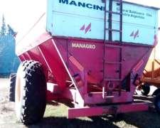 Autodescargable Manzini 20 TT