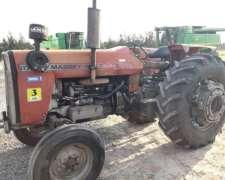 Tractor Massey Ferguson 1175 con 3 Puntos