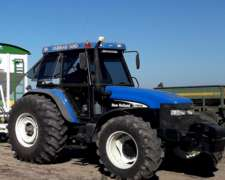 Tractor New Holland TM 150 2005 4X4