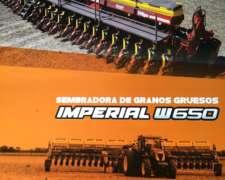 Sembradora Súper Walter W650 Imperial