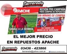 Repuestos Sembradora Apache 6100 27000 9000 Todos Los Modelo