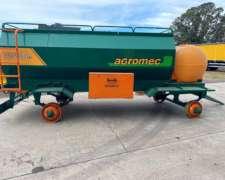 Tanque Combustible Comb 5000 Gasoil + 750 Agua - Agromec